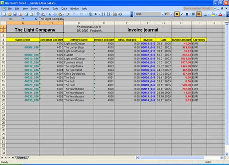 ms excel templates excel printer