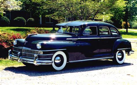 1948 Chrysler New Yorker by 1948 Chrysler New Yorker Information And Photos Momentcar