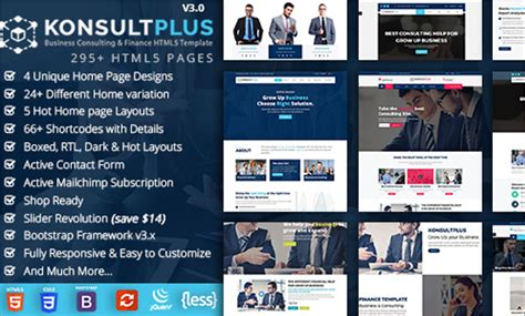 corporate html5 templates 20 html5 business templates free premium templates