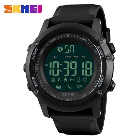 Skmei Jam Tangan Olahraga Smartwatch Bluetooth 1249 skmei jam tangan olahraga smartwatch bluetooth 1321 black jakartanotebook