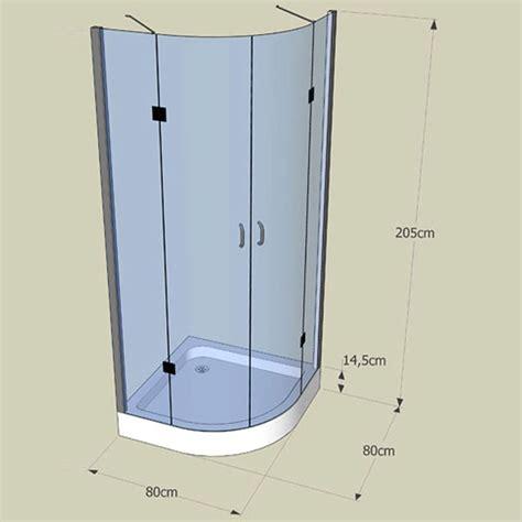 doccia 80x80 articoli per cabina doccia chiusa 80 x 80 cm vidaxl it