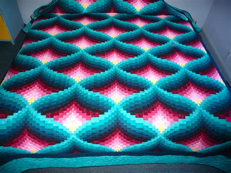 amish crochet patterns amish quilt light in the valley pattern new teal green