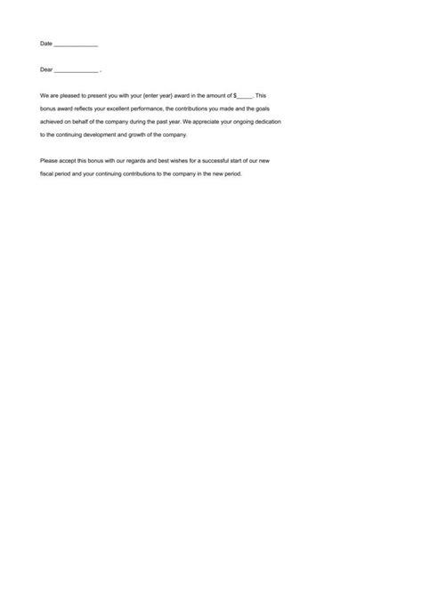 8 Employee Recognition Certificates Free Premium Templates Bonus Letter Template
