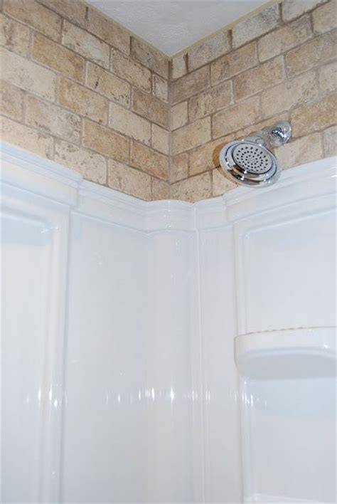 tub and shower surround quickview we put in a shower in 63 best shower wall ideas images on pinterest