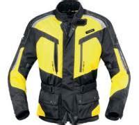 Held Motorradjacke Test by Probiker Neon Textiljacke Im Test Testberichte De