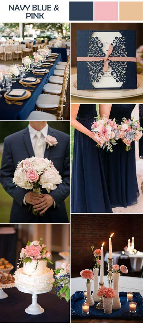 colour themes for evening wedding 5 super elegant formal wedding colors for 2017 brides