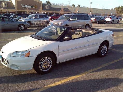 chrysler sebring 2002 convertible chrysler sebring questions i a 2002 chrysler