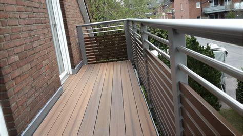len holz wpc terrasse verlegen luxus balkon dielen wpc cz36