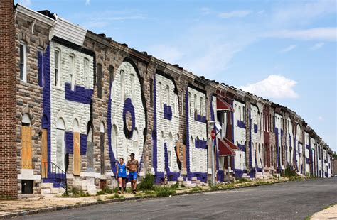 baltimore city housing baltimore announces love letter mural project by stephen powers tribunedigital