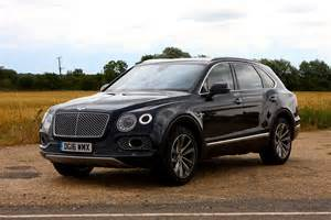 Bentley Suv Photos Bentley Bentayga Suv 2016 Photos Parkers