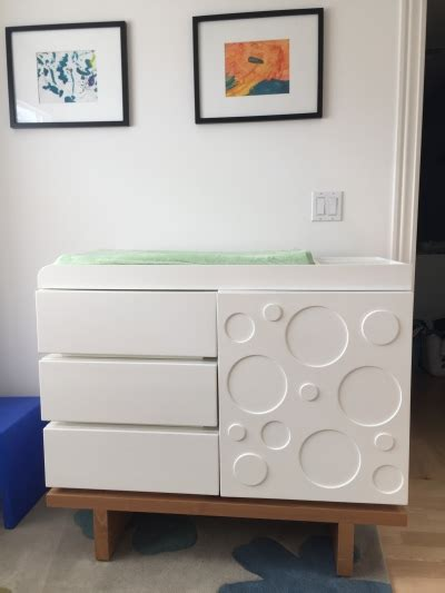 Nurseryworks Changing Table Gently Used Nursery Works Dresser Changing Table Dressers Changing Tables Available In 94303