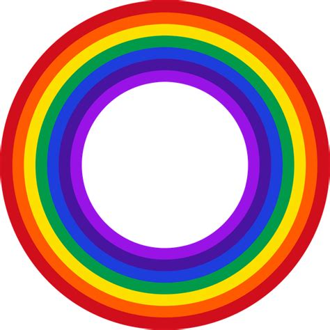 rainbow colors order why do we see rainbow colours in order from to violet