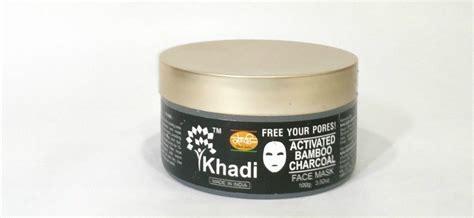 Masker Wajah Bioaqua Activated Carbon Charcoal Bamboo Mask khadi activated bamboo charcoal mask review