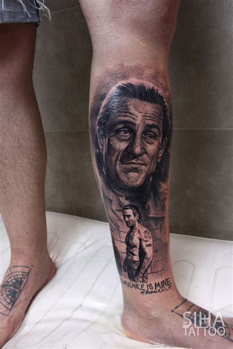 cape fear tattoo cape fear robert de niro by mocho m8 at siha