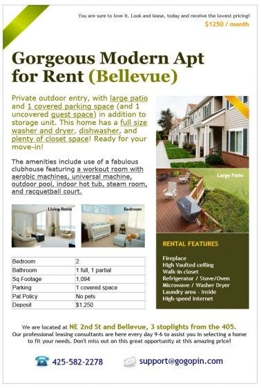 real estate craigslist template create free real estate ads on gogopin re tech world