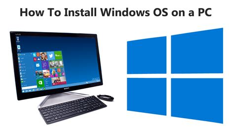 how to install windows os on a pc or how to format a computer the mental club