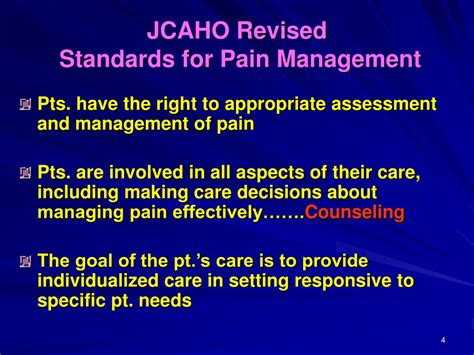Jacho Standards For Detox Facilities In Florida by Ppt General Guideline For Therapy And Opioid Usage