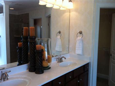 bathroom counter decor   home bathroom counter