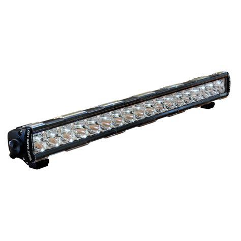 24 led light bar led light bar 24 5 quot flood bushranger 4x4 gear
