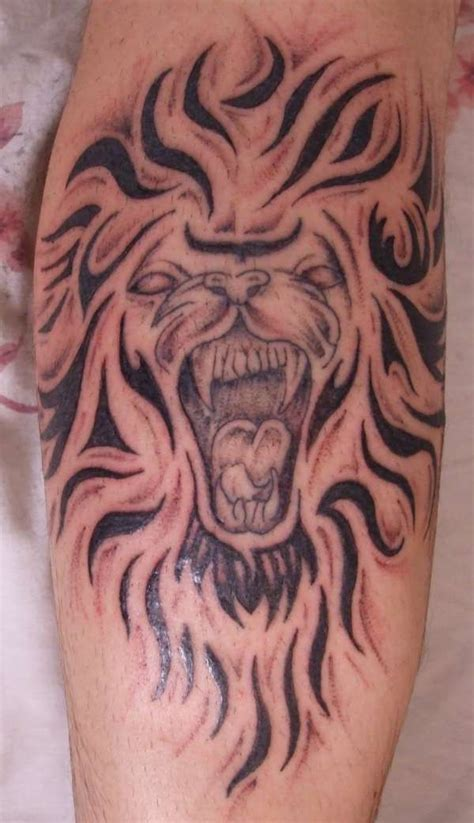 tattoo tribal leo leo tattoos and designs page 9
