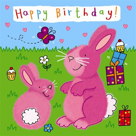 Birthday Cards From Kids Cards Kids Birthday Cards
