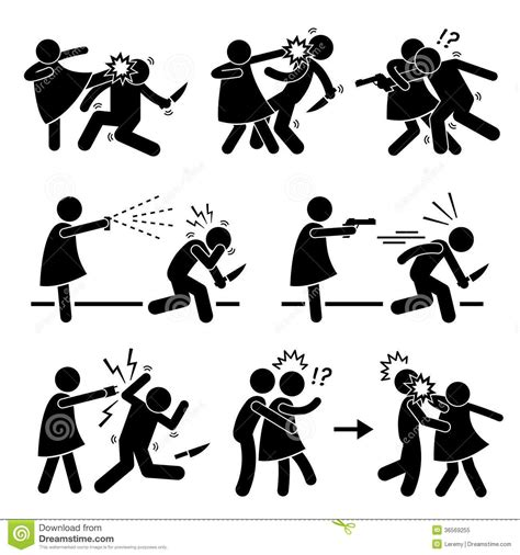 Self Defense Clip Art See The Best Non Lethal Self