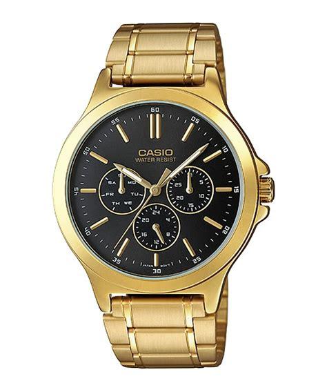 Casio Wanita Ltp V300l 1a Original 1 mtp v300g 1a multi gent s dress timepieces casio