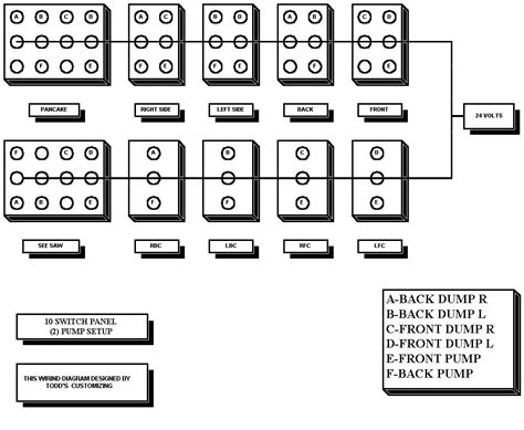 10 switch box wiring diagram wiring three switches in one