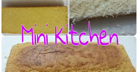 resep kue lebaran resep bolu jadul w butter cheese