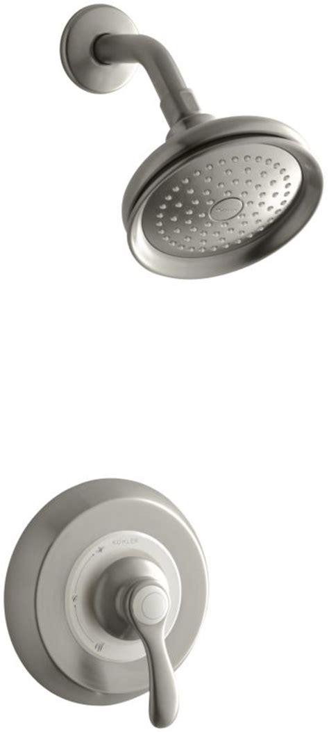 Upc Shower Faucet by Upc 087206540332 Kohler K T12014 4 Bn Brushed Nickel