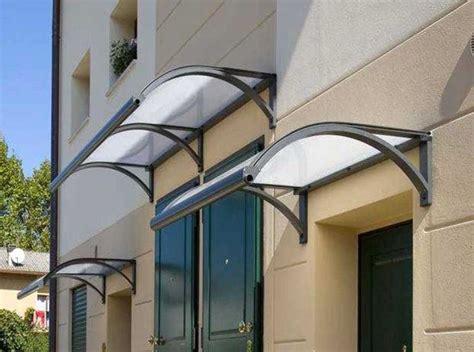tettoia in policarbonato trasparente pensilina policarbonato pergole e tettoie da giardino