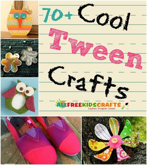 Paper Crafts For Tweens - cool crafts for tweens 100 tween crafts for middle