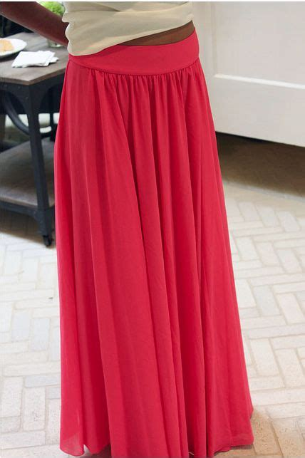 Cleverly 2 Maxi maxi skirt how do it info