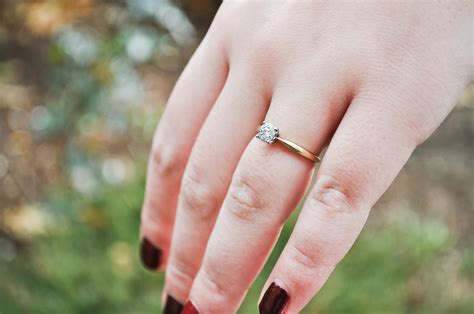 Cute Birthstone Promise Rings : Birthstone Promise Rings As Couple Gift For Girlfriend