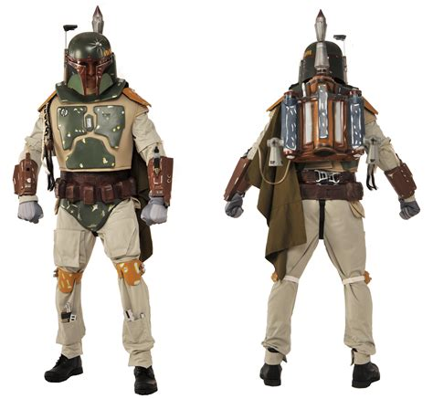 wars supreme costumes wars boba fett costume collector supreme