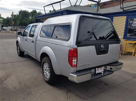 nissan frontier bed cap ford truck caps for sale autos post