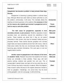Informal Letter Complaint About School Canteen Sle Narrative Essays Spm