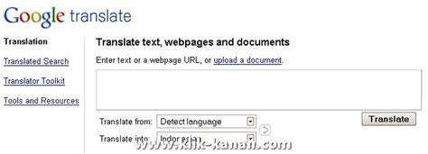 translator indonesia inggris cara cepat translate indonesia dengan bookmarklet klik kanan