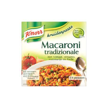 zonnebloemolie door toilet macaroni kruidenmix knorr 6 zakjes kruiden alles in 1