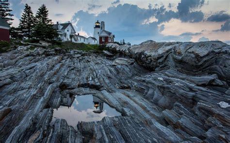 hd pemaquid point lighthouse wallpaper