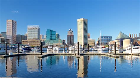 inner harbour baltimore baltimore inner harbor marina pictures view photos