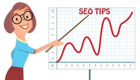 top  seo tips   keywords