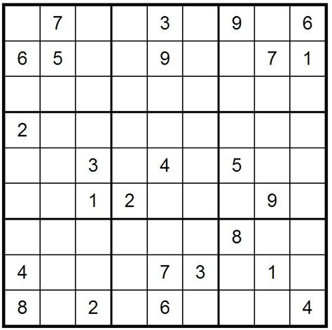 The 21 Best Daily Sudoku Images On Pinterest Puzzles