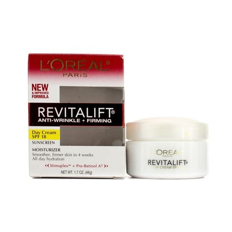 Loreal Revitalift Day Preloved l oreal new zealand revitalift anti wrinkle firming day spf 18 by l oreal fresh