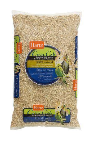 Corn Cob Bedding by Hartz Corn Cob Bedding Walmart Ca