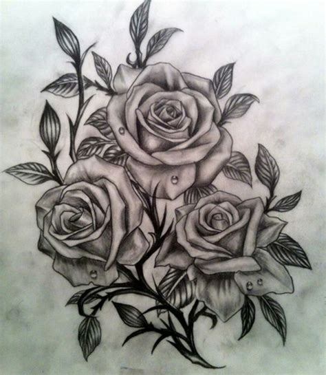 amazing rose tattoo designs the most awesome along with interesting