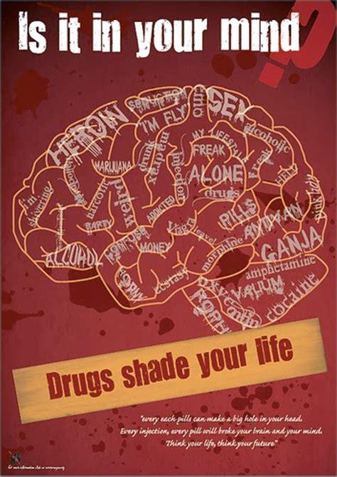 cara membuat poster anti narkoba contoh poster paling keren yang musti dilihat