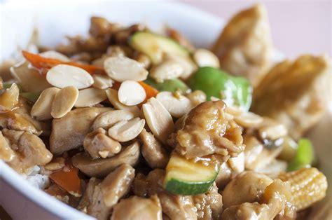 pollo cucina pollo alle mandorle la ricetta quot cinese quot fatta per gli
