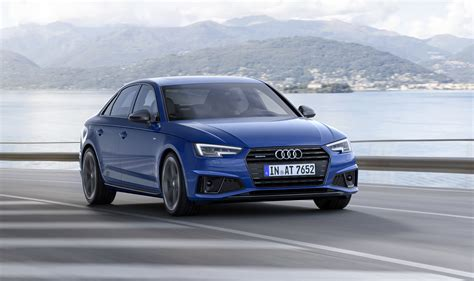 2019 Audi A4 by 2019 Audi A4 And A5 Lose Manual Transmission