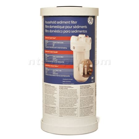 buy whole house water filter buy ge fxhtc whole house carbon water filter ge fxhtc
